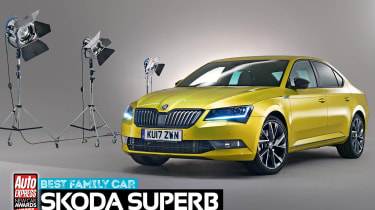 Family Car of the Year - Skoda Superb