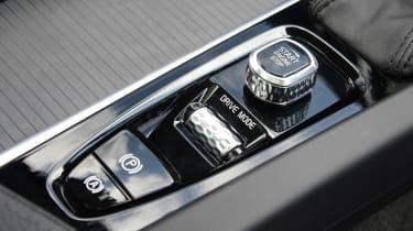 Volvo XC60 - controls