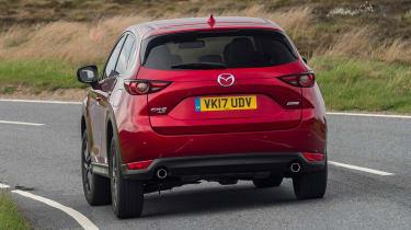 Mazda CX-5 2.2d Sport Nav - rear