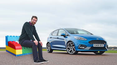 Ford Fiesta ST - long term third report header