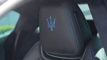 Maserati Ghibli Hybrid - seat