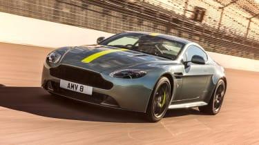 Aston Martin Vantage V8 AMR - front