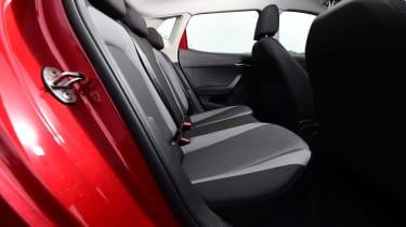 SEAT Ibiza - back seats