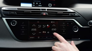 Citroen C4 Picasso long-termer - air-con