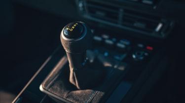 Porsche 911 GT3 - transmission