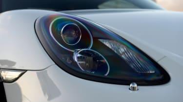 Porsche Cayman light detail
