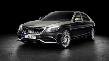 Mercedes-Maybach S-Class front
