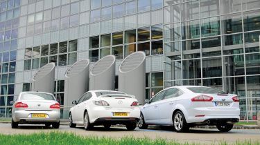 New Mondeo shoot-out