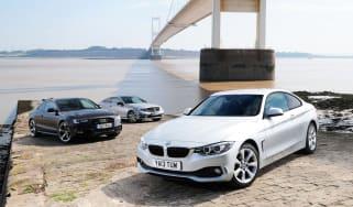 BMW 4 Series vs rivals