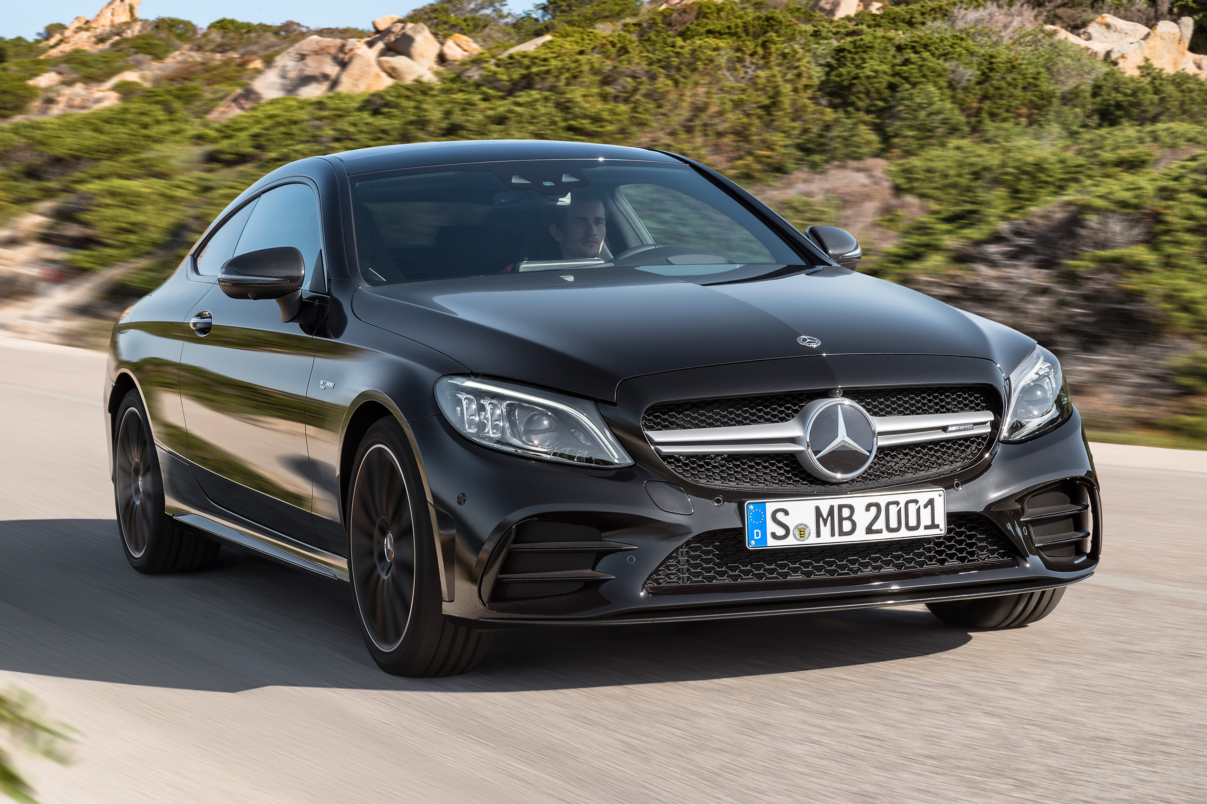 Mercedes C Class Coupe And Cabriolet Facelift Prices Revealed Auto Express