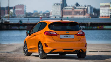 Ford Fiesta ST Performance - rear static