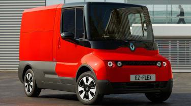 Renault EZ-FLEX - front