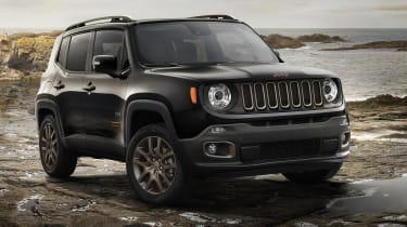 Jeep Renegade - Front Three Quarters