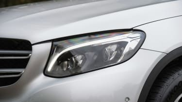 Mercedes GLC - front light