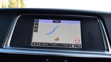 Kia Optima - navigation
