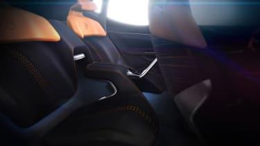 HKG Pininfarina K350 interior