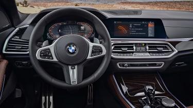 BMW X5 - cabin