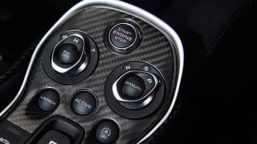 McLaren 600LT Spider - driving modes