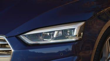 Audi A5 - front light detail