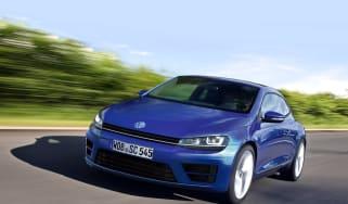 Volkswagen Scirocco facelift main