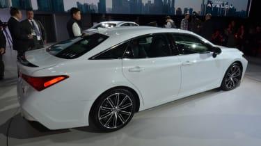 Toyota Avalon - Detroit rear