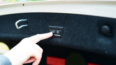BMW 3 Series long termer - first report boot closure