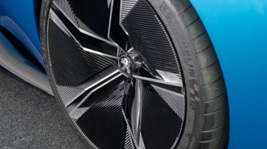 Peugeot Instinct Concept - wheel