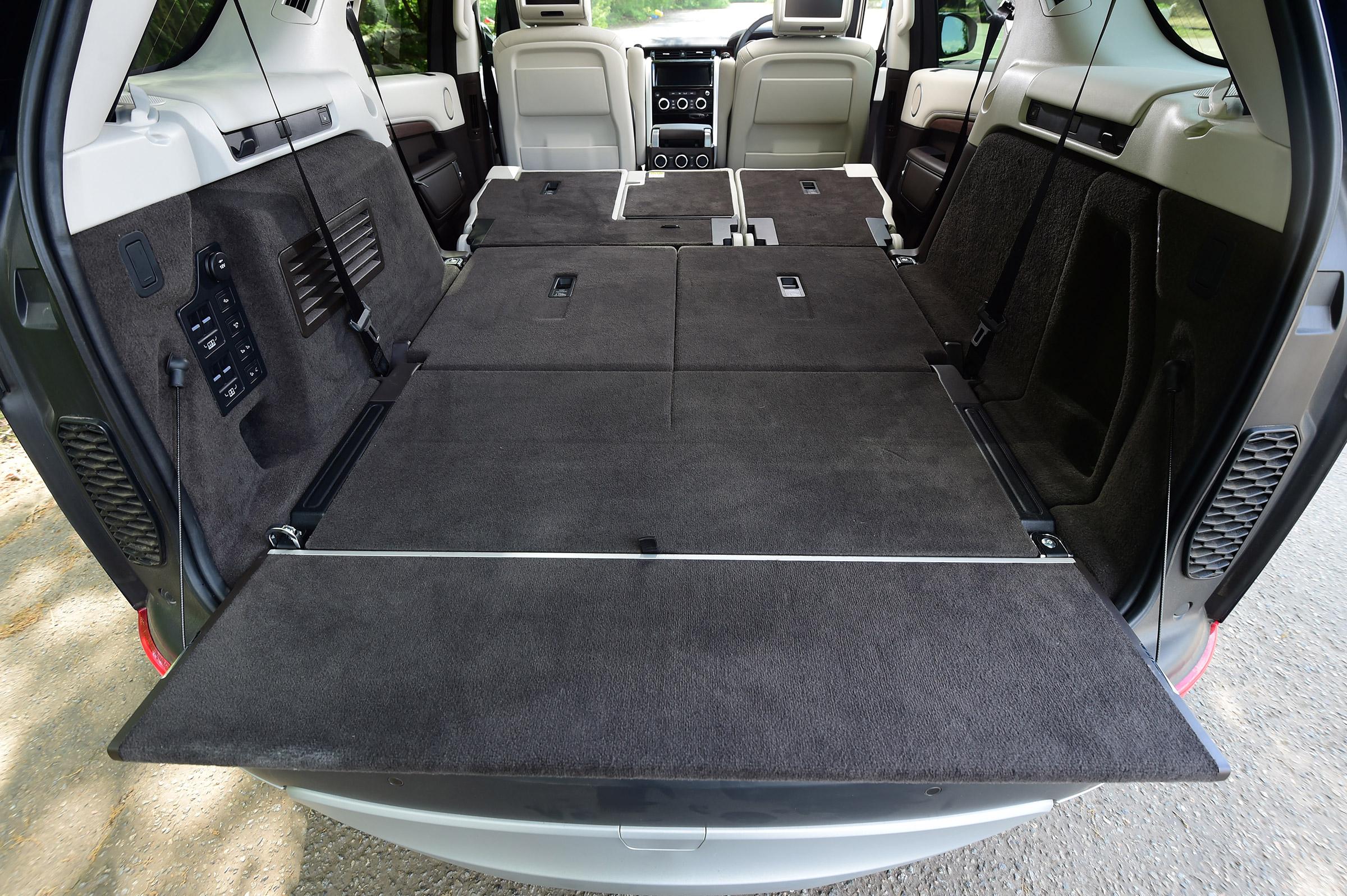 New Vw Touareg Tdi 2015 Review Auto Express