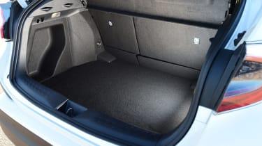 Used Toyota C-HR - boot
