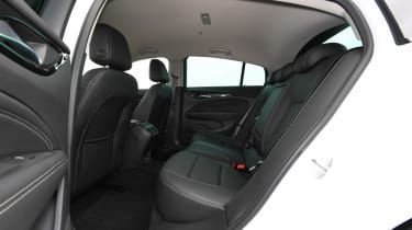 Vauxhall Insignia Grand Sport - rear seats