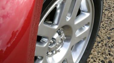 Dodge Nitro 2.8 CRD SXT wheel