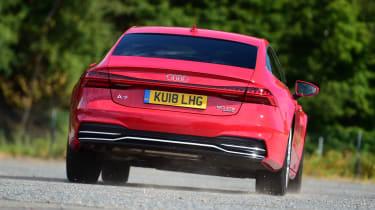 Audi A7 Sportback - rear