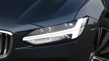 Volvo S90 - headlight