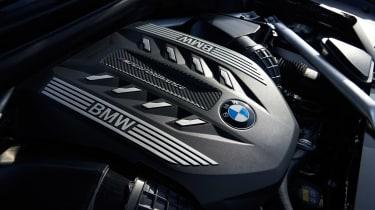 BMW X6 - engine