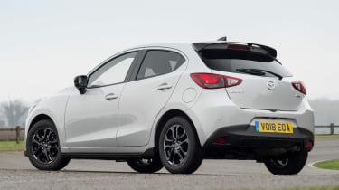 Mazda 2 Sport Black - rear static