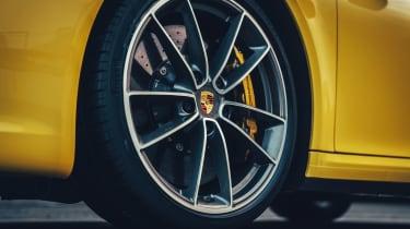 Porsche 911 - wheel