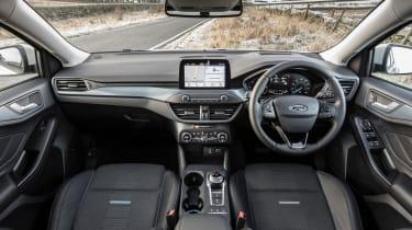 Ford Focus Active - interior