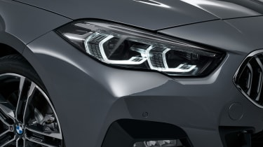 BMW 220d Gran Coupe  - headlights