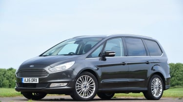 Used Ford Galaxy - front