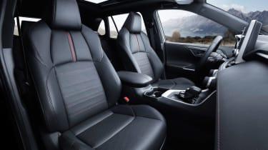 Toyota RAV4 Prime - cabin