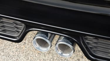 MINI John Cooper Works Knights Edition - exhaust