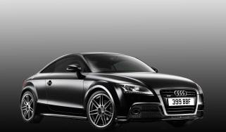 Audi TT black