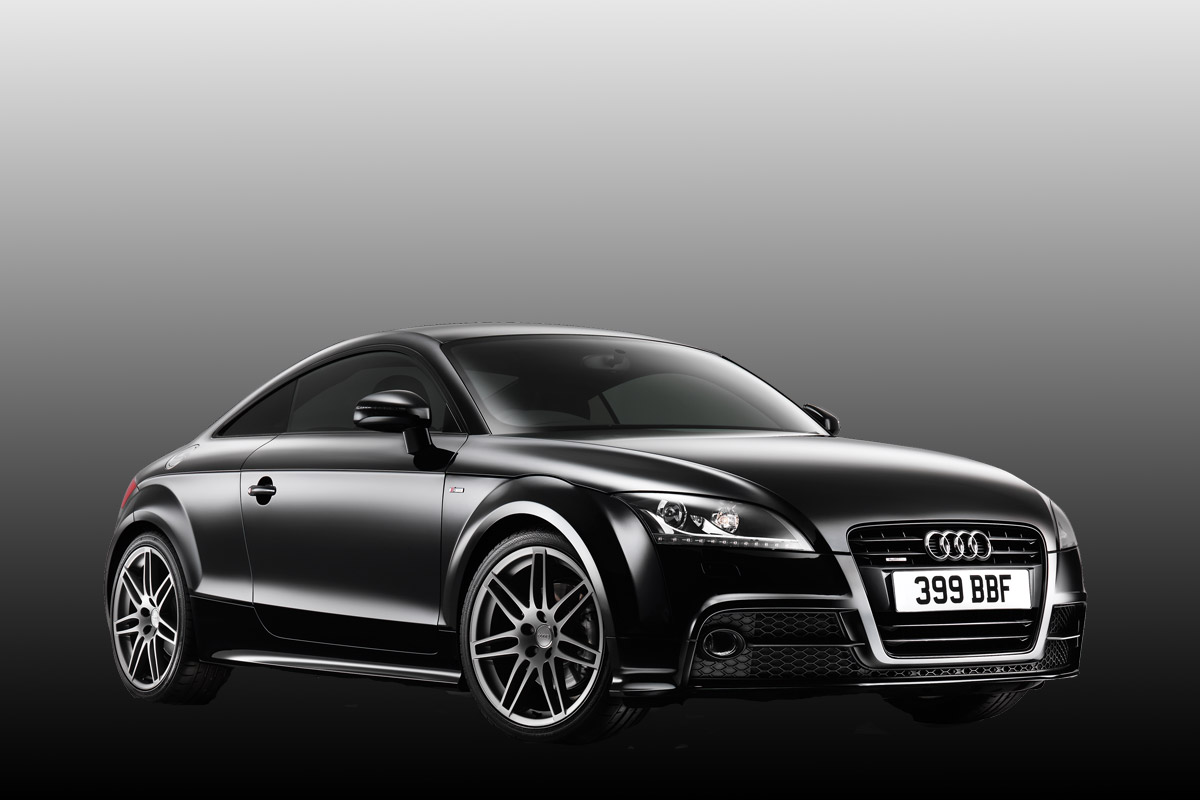 Audi TT 2.0 TDI quattro Black Edition | Auto Express