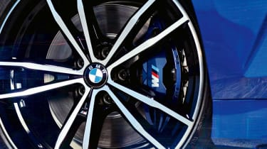 Leaked BMW 3 Series - wheel