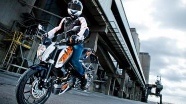Best 125cc bikes - KTM 125 Duke