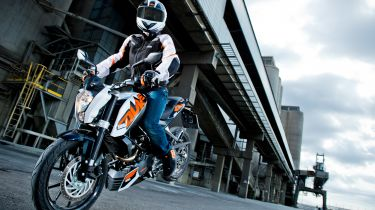 Best 125cc bikes - KTM 125 Duke