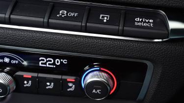 Audi A3 e-tron - drive select switch