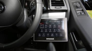 Disability driving feature - VW controls