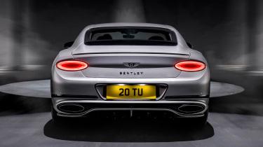 Bentley Continental GT Speed - full rear