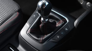ford focus estate gearstick